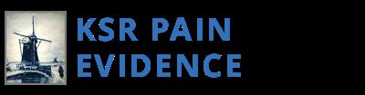 KSR Pain Evidence